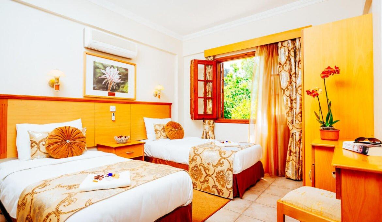 2 Bedroom Apartment Lounge