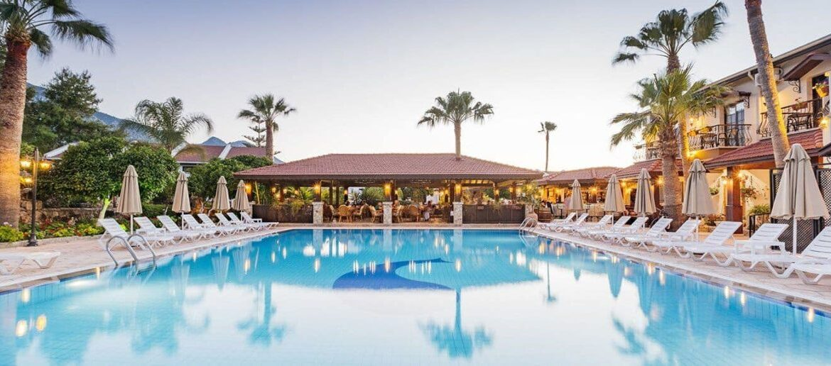 Places to stay and Cheap All Inclusive hotels in North Cyprus
